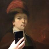 (Jonathan Wallis/Museum of Selfies/Tumblr)