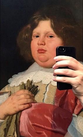 (Olivia Muus/Museum of Selfies/Tumblr)