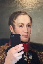 (Olivia Muus/Museum of Selfies/Tumblr) From the Hermitage Amsterdam