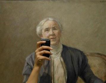 (Kunsthalle Bremen/Museum of Selfies/Tumblr)