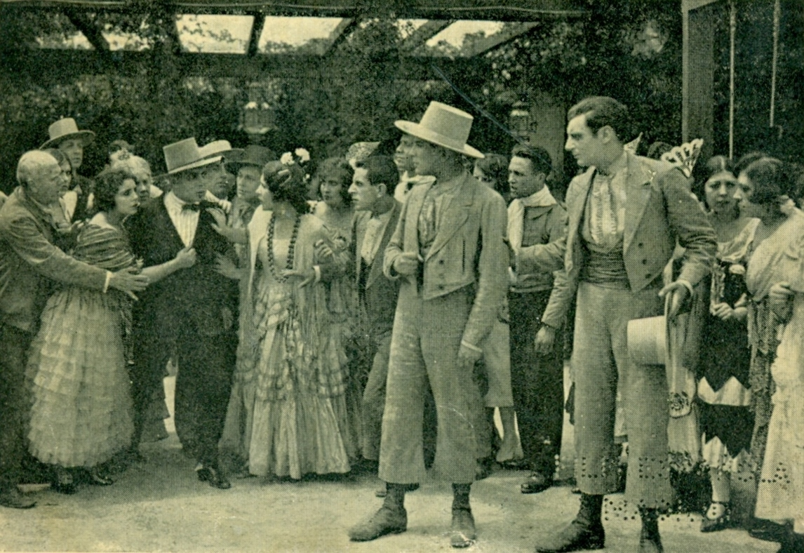Cromo 1 Rosario la Cortijera. (1935)