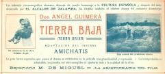 Tierra Baja (1912)